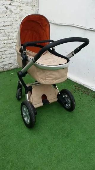 Carro joolz beb de segunda mano por 250  en Mollet del