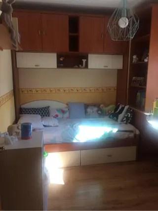 Mueble Ikea dormitorios juveniles de segunda mano en WALLAPOP
