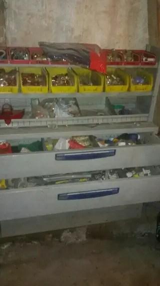 Sortimo mueble de herramientas de segunda mano por 600