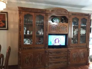Mueble salon clasico OFERTAS COHERENTES de segunda mano en