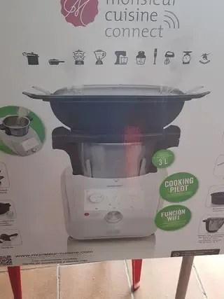 Robot Lidl Monsieur Cuisine