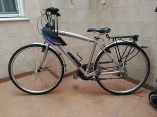 Silla Bicicleta Usada