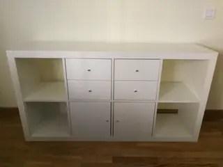 Mueble Ikea aparadores de segunda mano en WALLAPOP