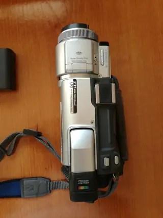 Cmara de video Sony antigua de segunda mano en WALLAPOP