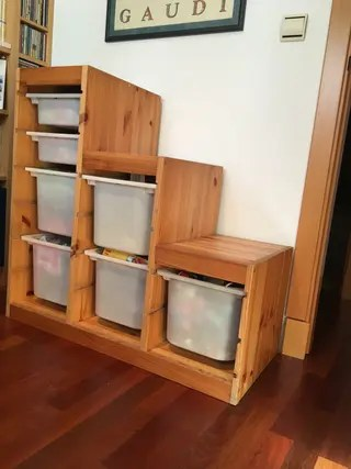 Mueble Juguetero Ikea