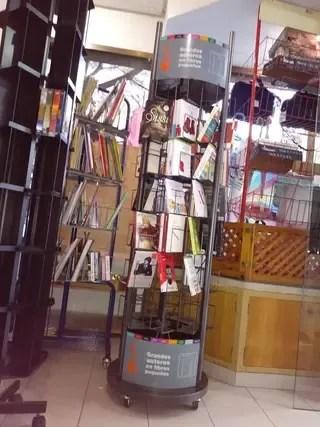 Expositores de libros de segunda mano en WALLAPOP
