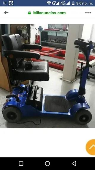 Scooter elctrico de segunda mano en WALLAPOP