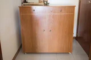 Mueble cama aparador de segunda mano por 55  en Chantada