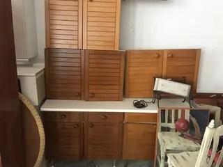 Muebles de cocina de segunda mano por 90  en Estepona en WALLAPOP