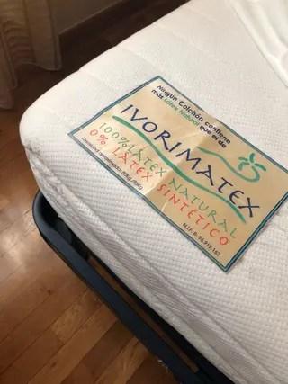 Colchones de segunda mano en Valladolid en WALLAPOP