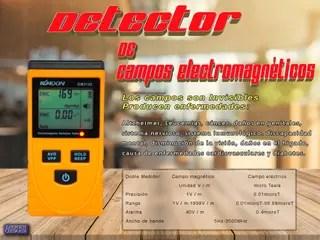 DetectorMedidor de campos Magnticos de segunda mano por