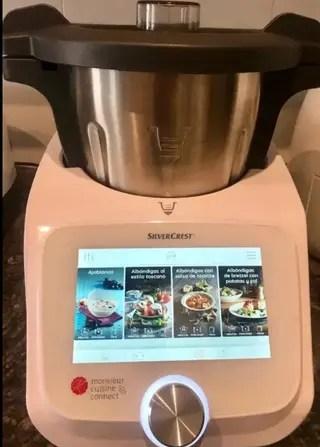 Monsieur cuisine Connect de segunda mano en WALLAPOP