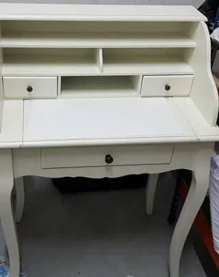 Mesa escritorio 1 m altox76x40 fondo de segunda mano por