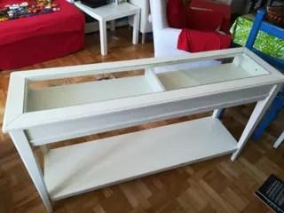 Mueble Ikea liatorp de segunda mano en WALLAPOP