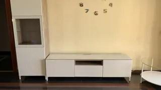 Vitrina Ikea de segunda mano en la provincia de Mlaga en