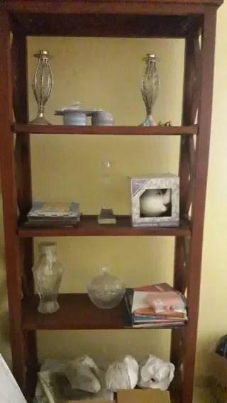 Estanterias de libros de segunda mano en Granada en WALLAPOP