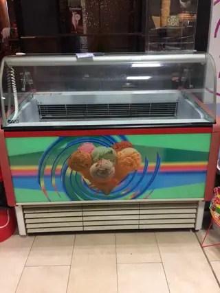 Congelador Helados de segunda mano en WALLAPOP
