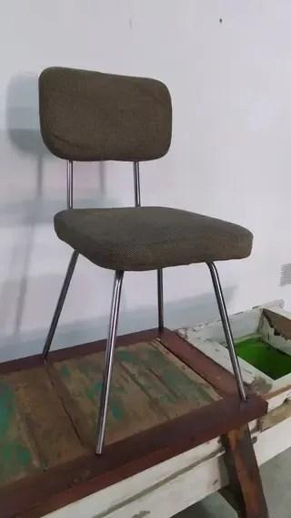 Sillas de escritorio vintage de segunda mano en WALLAPOP