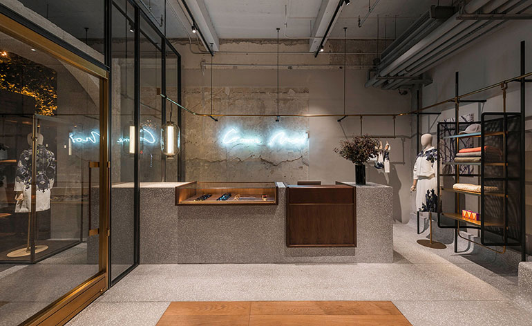 Comme Moi launches NeriHudesigned store in Shanghai