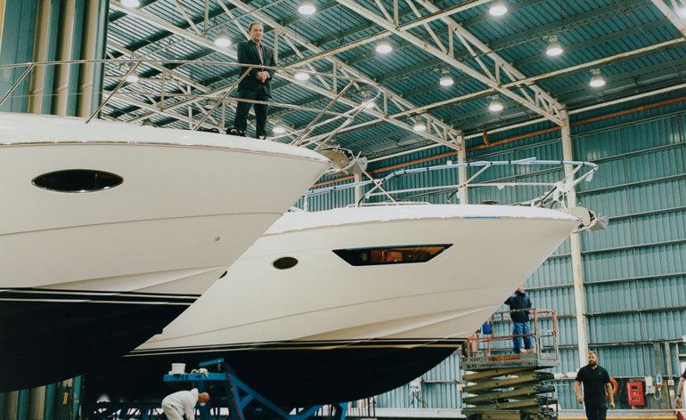 Rising Tide Princess Yachts Takes Luxury To A New Level