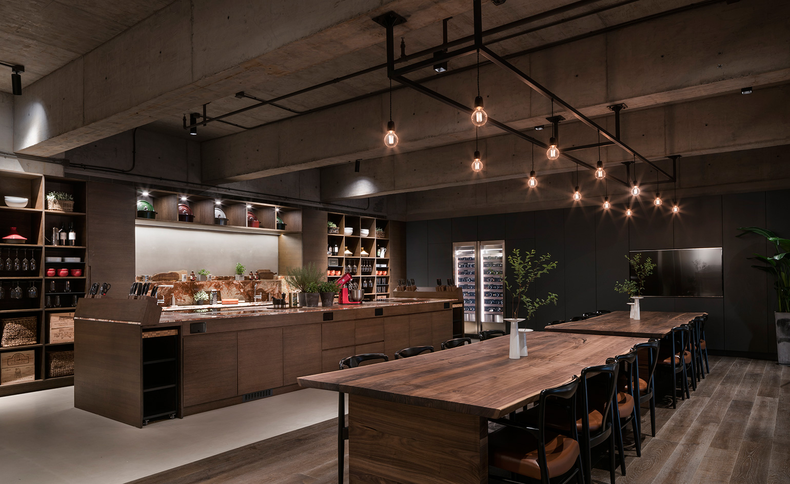 MTDRs Thun and Rodriguez design Zwilling concept store