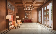 Thierry Despont Creates Four Seaons Lounge And Lobby