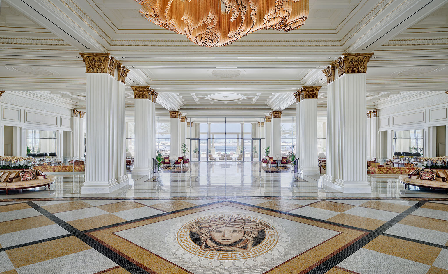 Palazzo Versace hotel review  Dubai UAE  Wallpaper