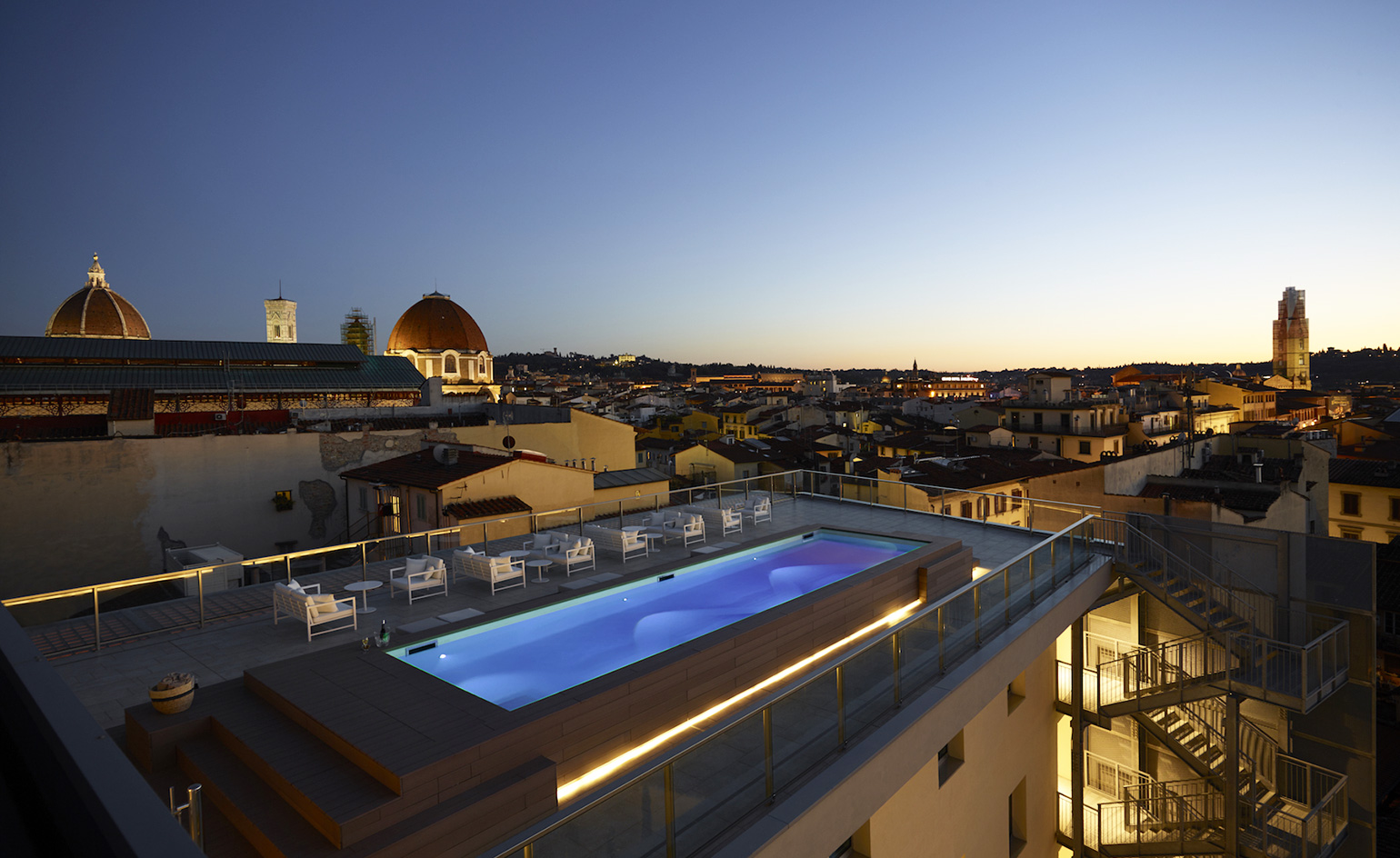 Glance hotel review  Florence Italy  Wallpaper