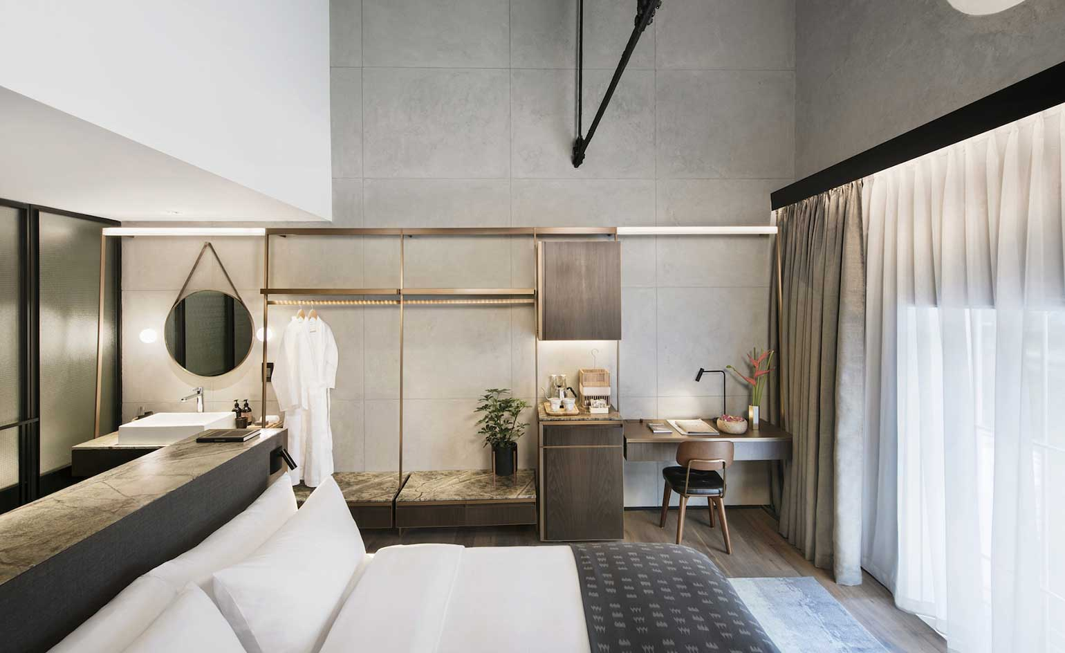 The Warehouse Hotel review  Singapore Singapore  Wallpaper