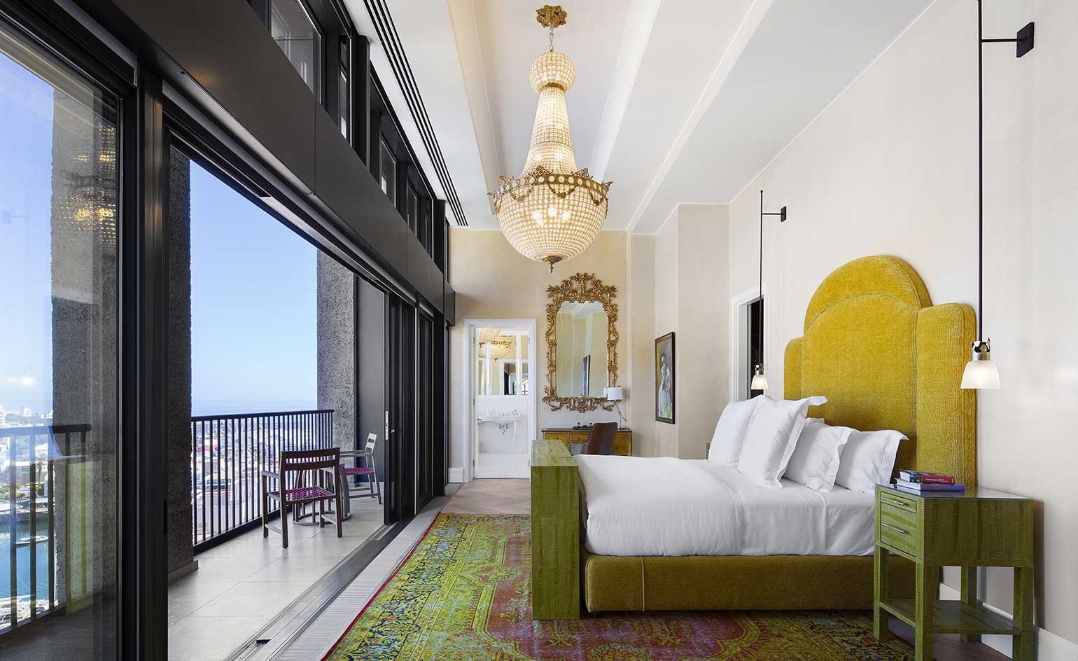 The Silo Hotel Review Cape Town South Africa Wallpaper