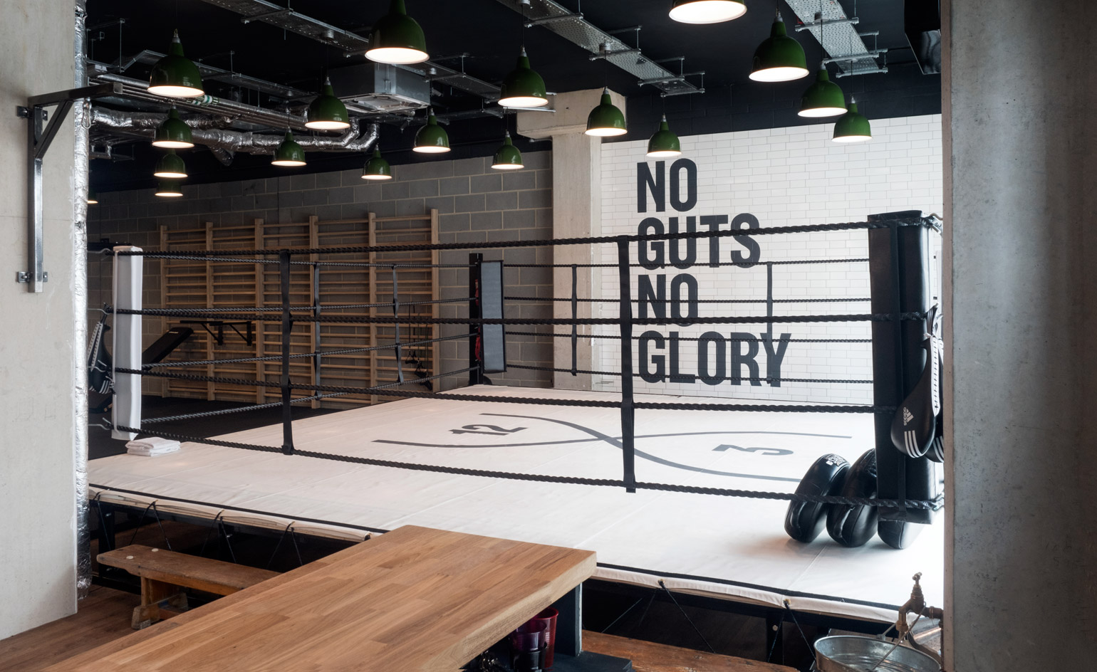 Fight club Studio Xoo brings design clout to a London boutique boxing gym  Wallpaper