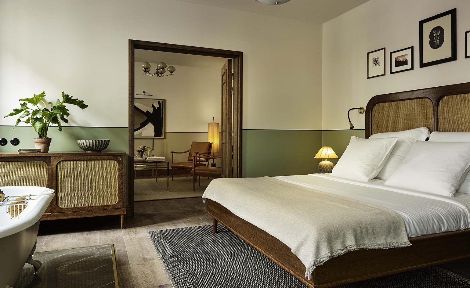 Centre stage Copenhagens first luxury boutique hotel