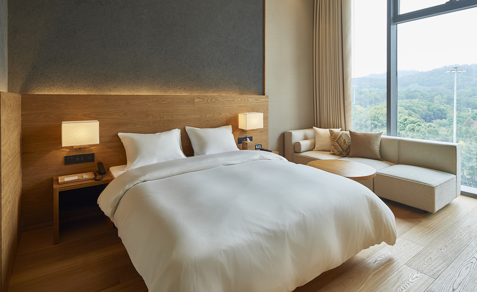 Muji brings its masterfully minimalist aesthetic to hotels