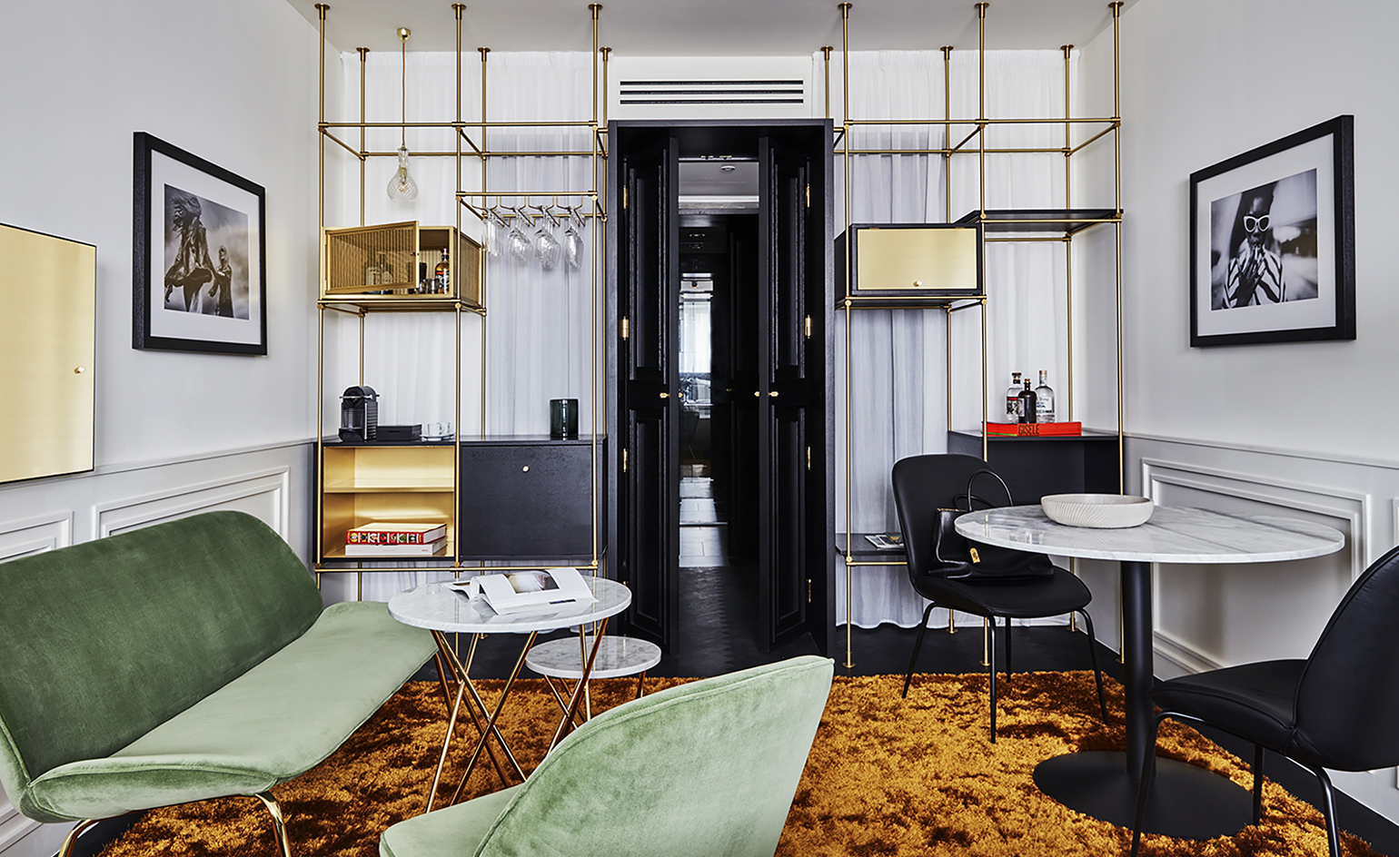 Roomers hotel review  Munich Germany  Wallpaper