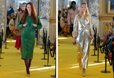 Renaissance man: Gucci's Alessandro Michele stages a grand ...