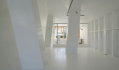 Interactive Floorplan Light Well House Kyoto Wallpaper