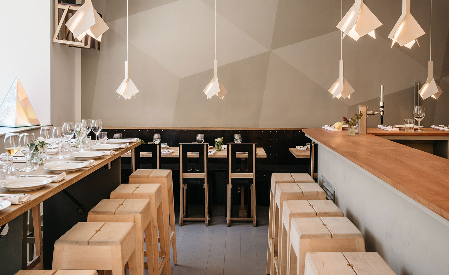 Woodstockholm restaurant review  Stockholm Sweden  Wallpaper