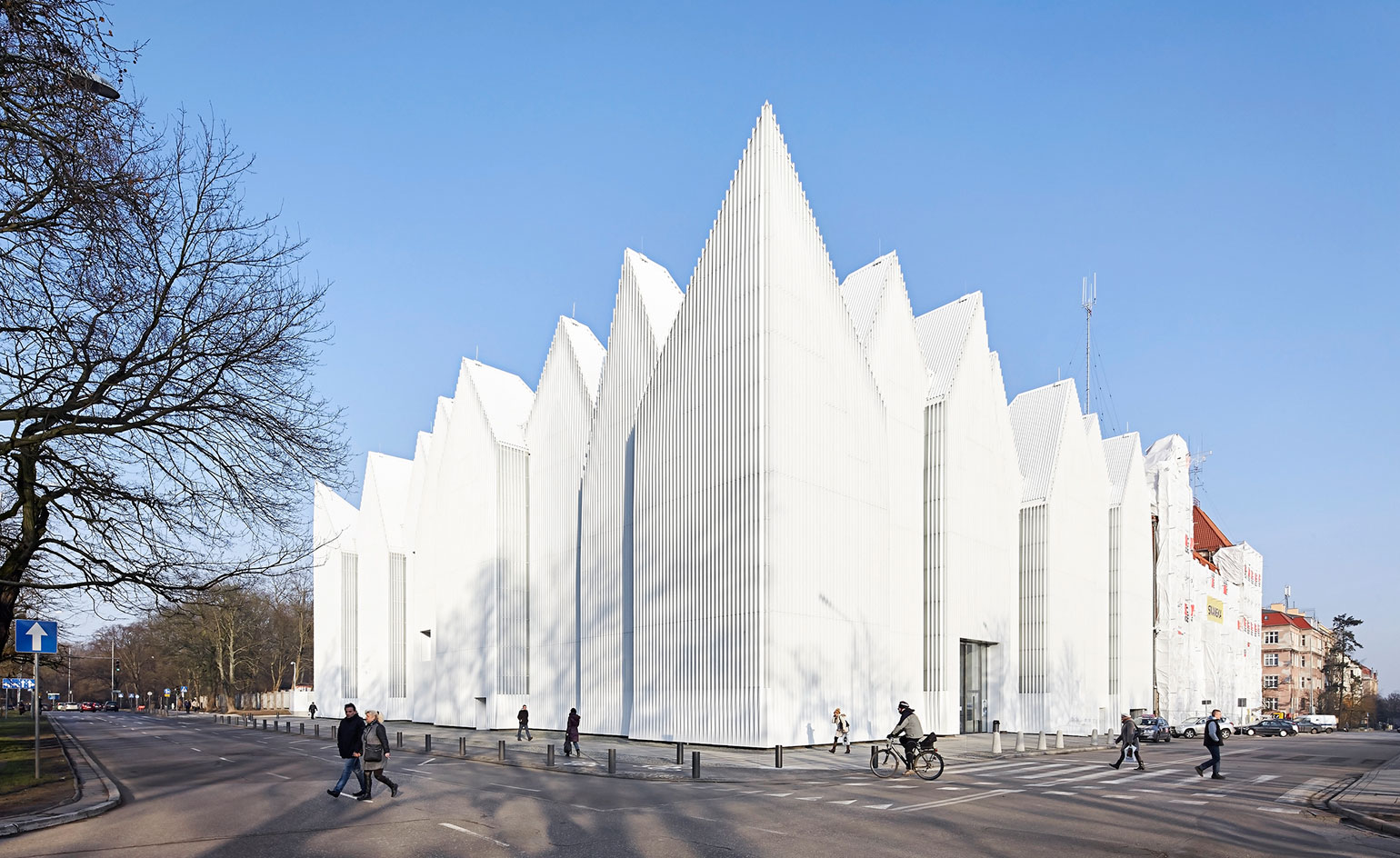 Letter from Poland we chart the new wave of architecture
