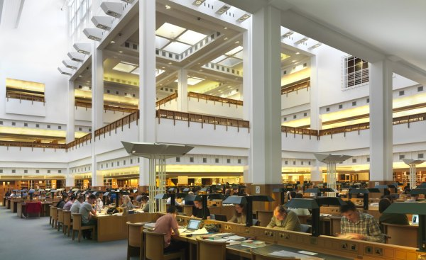 Centre Of Excellence British Library Receives Grade