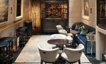 Champagne Room Connaught Hotel Bar