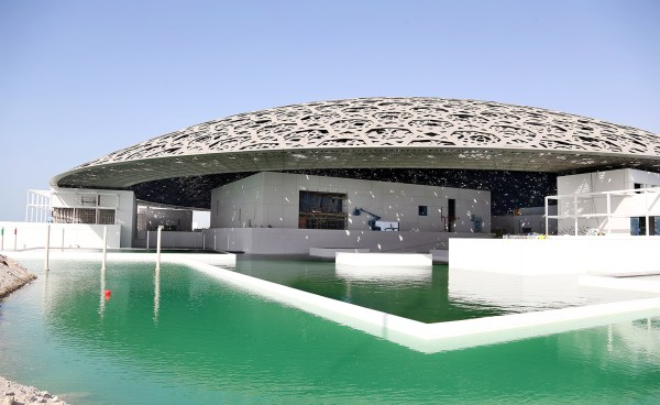 Jean Nouvel' Louvre Abu Dhabi Nears Completion Wallpaper