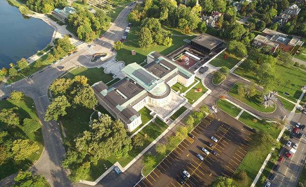 Albright-knox Museum Selects Oma Oversee Expansion