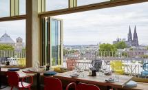 25hours Hotel Circle Cologne Germany Wallpaper