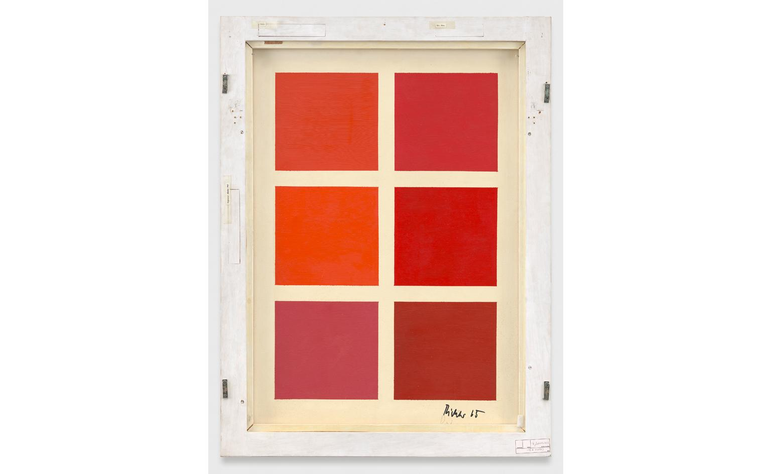 Full Spectrum Gerhard Richter S Colour Charts At