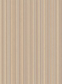 Textured Pinstripe Cream by Albany - Brown / Cream ...