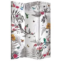 Mystical Forest Room Divider by Arthouse - White ...