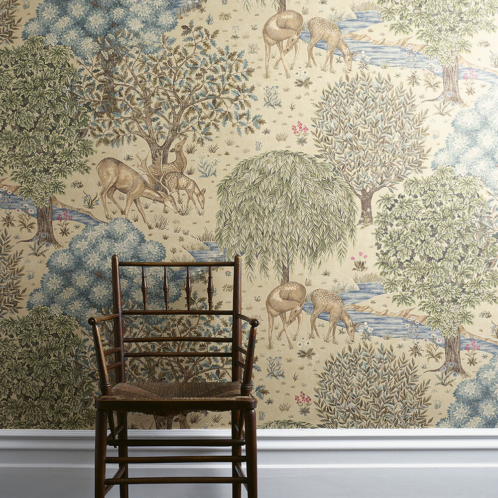 living room clocks next oversized couches the brook by morris - linen : wallpaper direct