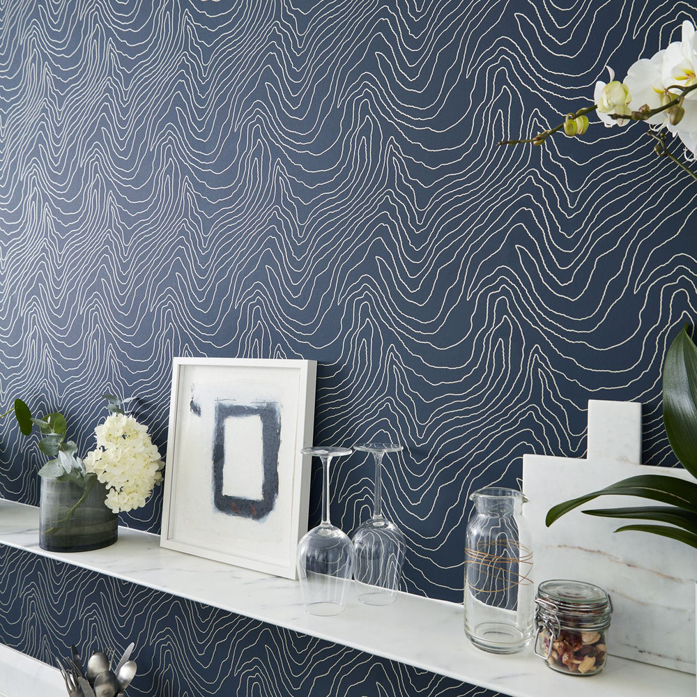 Formation by Harlequin  Mineral  Wallpaper Direct