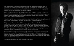 quotes, atheism, Bill Hicks - desktop wallpaper