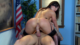 Naughty_teacher_Kendra_Lust_rides_hard_dick_cowgirl_style thumb